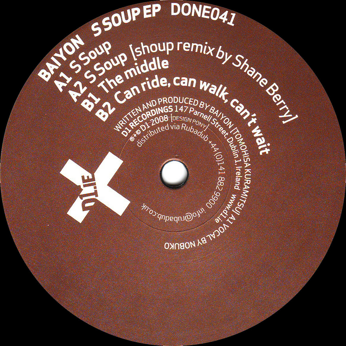 S Soup EP