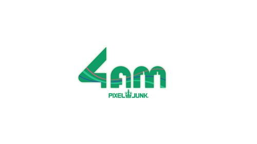 PixelJunk_4am_logo