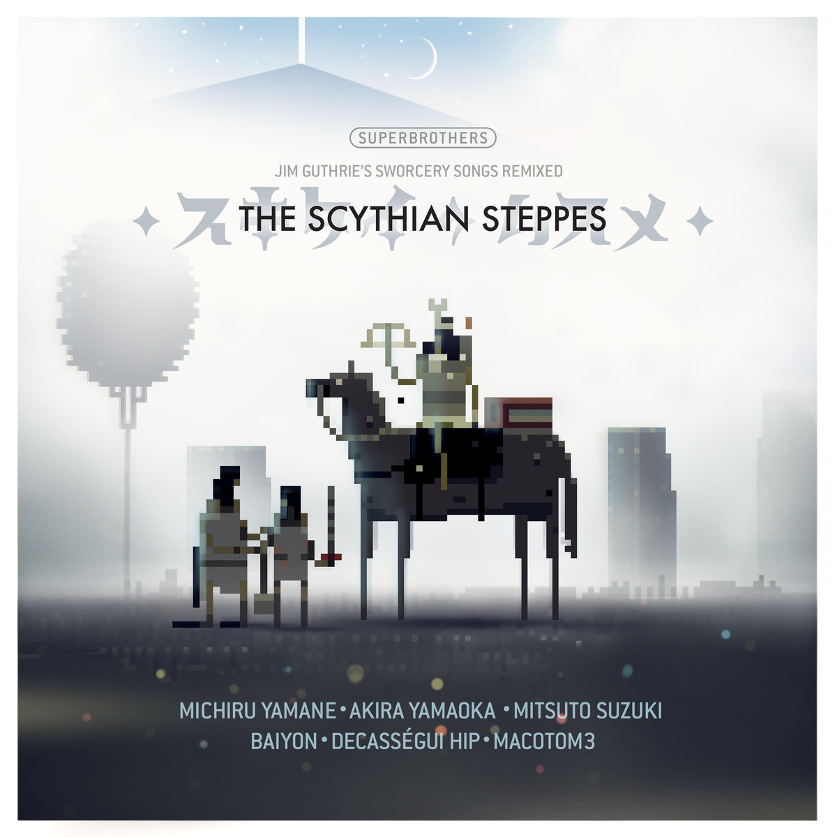 The Scythian Steppes: Seven #Sworcery Songs Localized for Japan